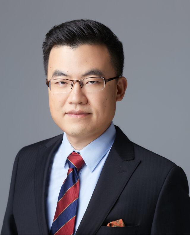 Victor Zhang Genbridge Founder